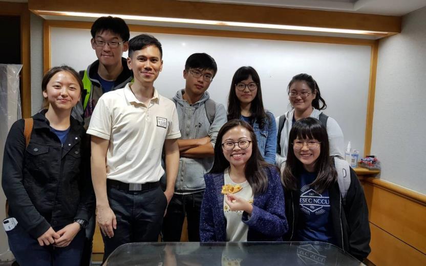 歡迎校友與學生團體合作,洽談實習方案