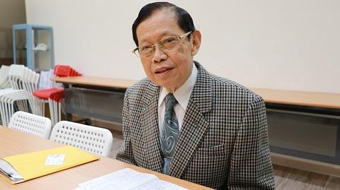 [54級新聞系校友] 緬甸榮譽會長趙劍橋 共築臺緬友誼橋樑