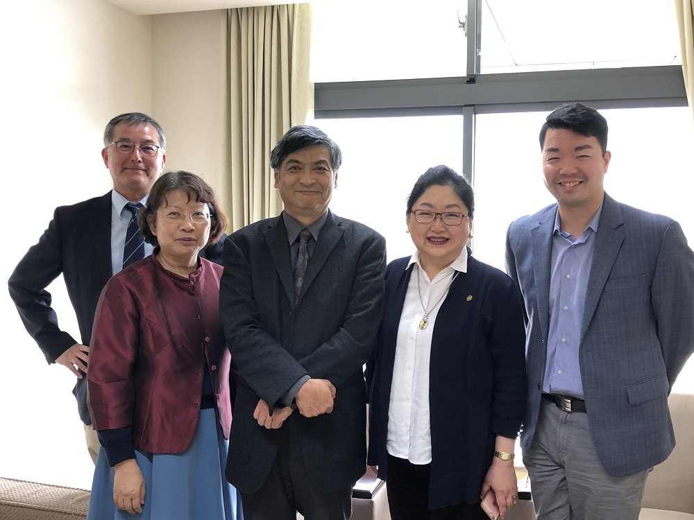 政大北京校友會推舉EMBA韓佳宏擔任第三屆會長