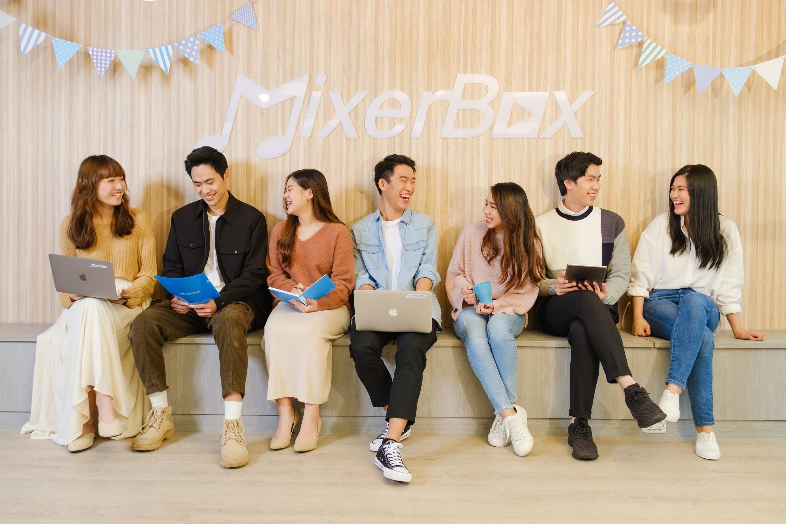 MixerBox 徵才 - 行銷專員月薪 6 萬起
