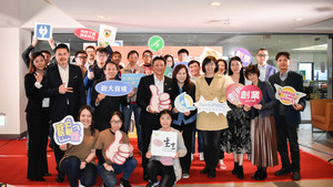 育成團隊歲末成發 產創特邀校友周青麟談創業經驗