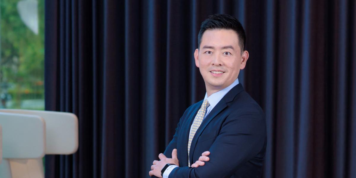 智慧經營/外商銀行財富管理處負責人陳太齡 擅長傾聽 服務有溫度